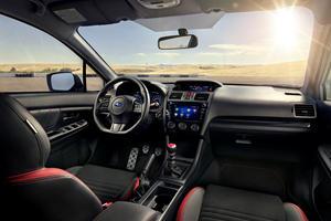 2020 Subaru WRX Sedan Interior Photos | CarBuzz