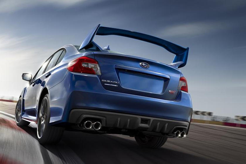 2020 Subaru WRX STI Review, Trims, Specs and Price | CarBuzz