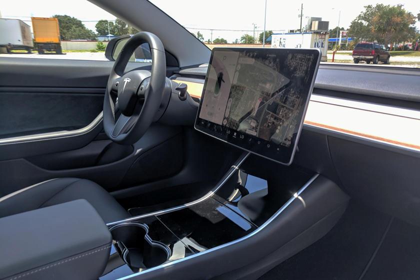 2020 Tesla Model 3 Interior Photos   CarBuzz