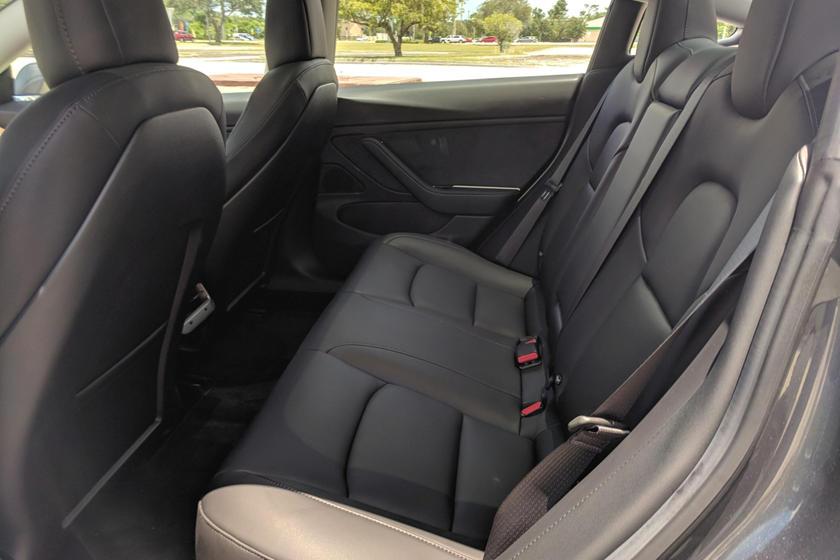 2020 Tesla Model 3 Interior Photos | CarBuzz