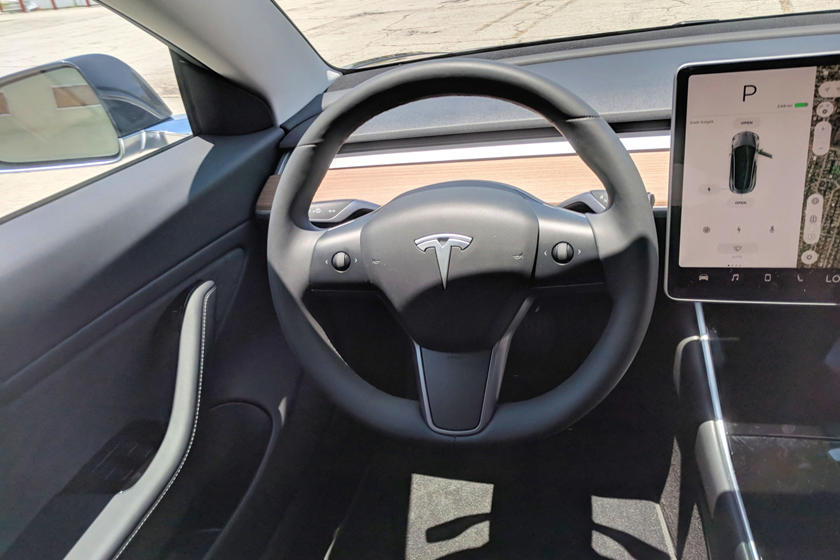 2020 Tesla Model 3 Review Trims Specs Price New Interior Features Exterior Design And Specifications Carbuzz