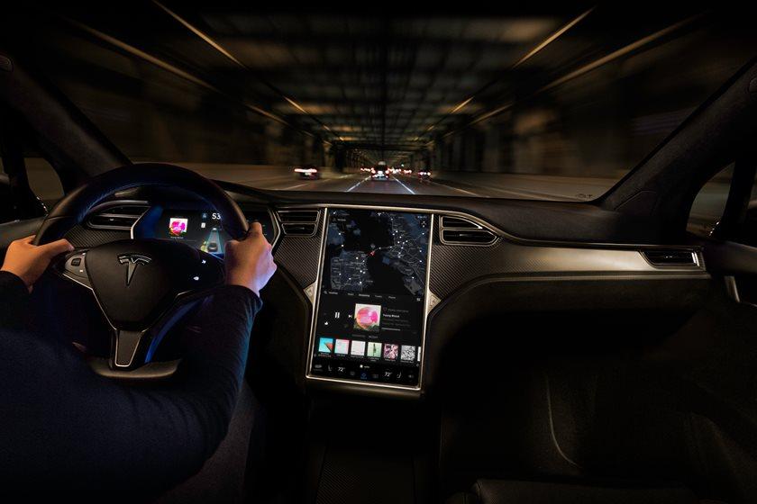2020 Tesla Model X Performance Interior Photos Carbuzz