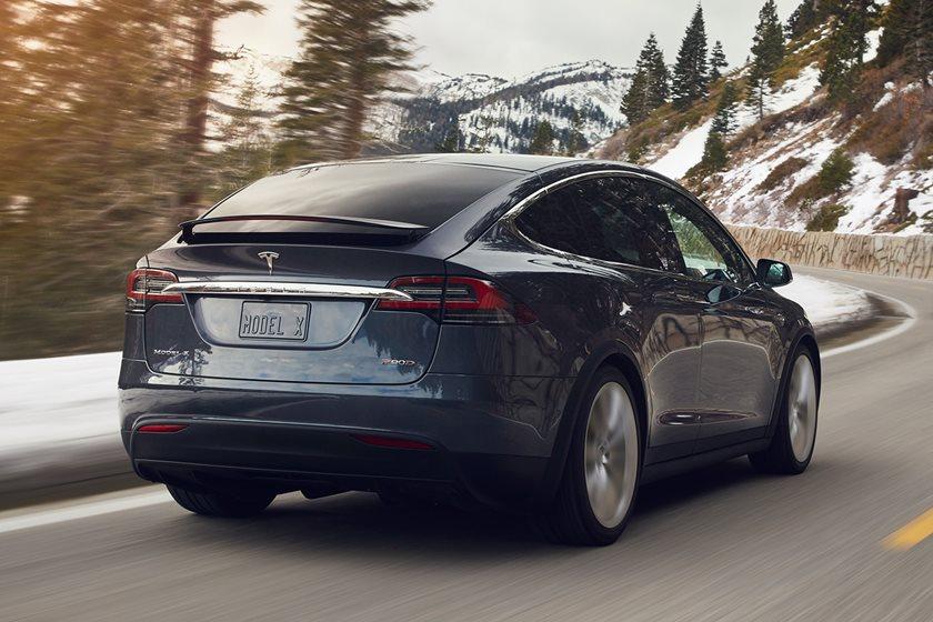 2020 Tesla Model X Exterior Photos Carbuzz