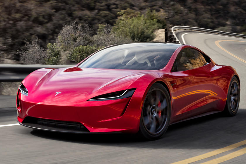 Image result for tesla roadster 2020