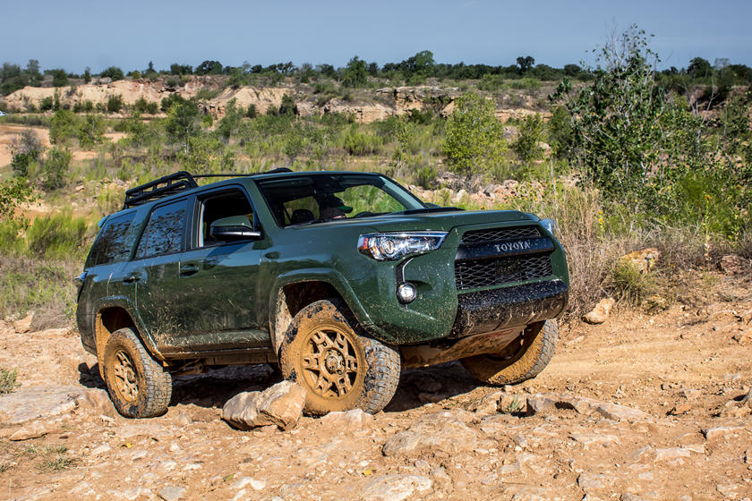 2020 Toyota 4runner Review Trims Specs Price New Interior