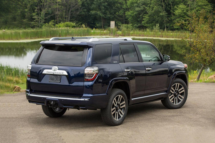 2020 Toyota 4Runner Review, Trims, Specs and Price | CarBuzz