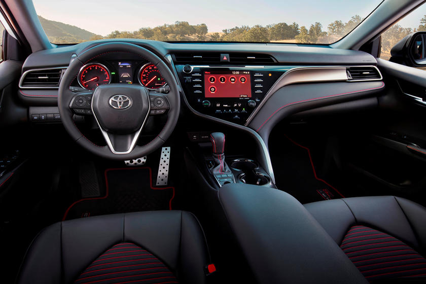 2020 Toyota Camry Hybrid Review.2020 Toyota Camry Review Trims Specs And Price Carbuzz