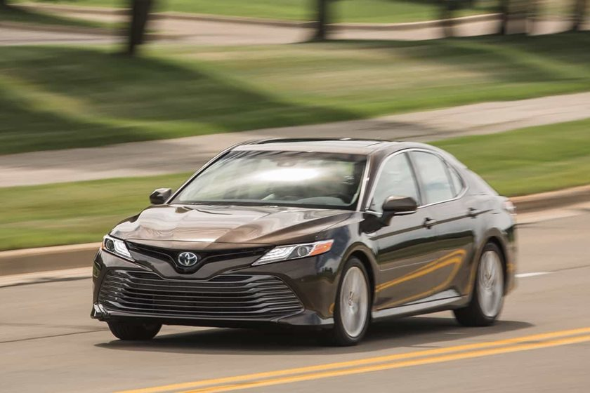 2020 Toyota Camry Hybrid Review.2020 Toyota Camry Hybrid Review Trims Specs And Price