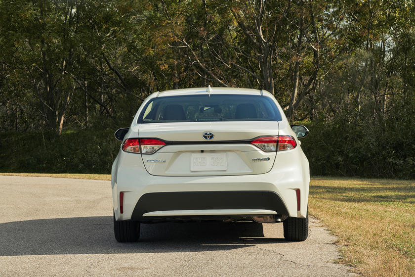 2020 toyota corolla hybrid: review, trims, specs, price
