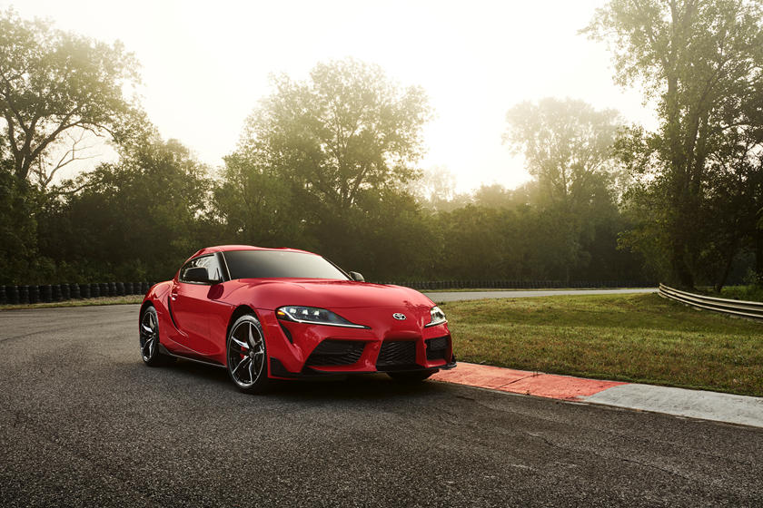 2020 Toyota Gr Supra Review Trims Specs And Price Carbuzz