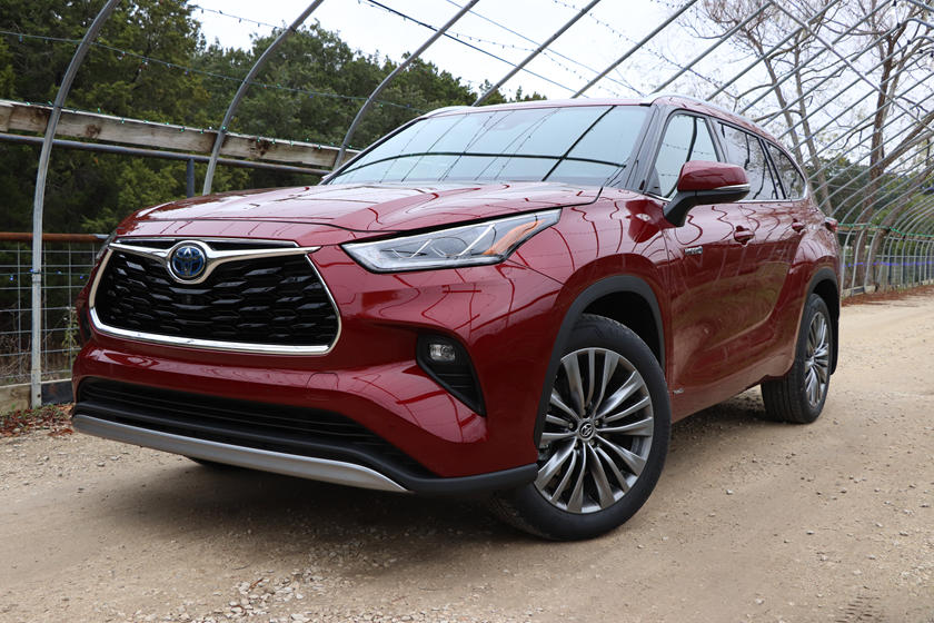 2020 Toyota Highlander Review Trims Specs And Price Carbuzz
