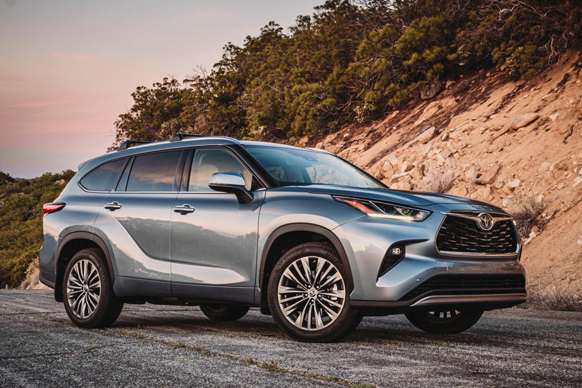 2020 toyota highlander review trims specs price new interior features exterior design and specifications carbuzz 2020 toyota highlander review trims