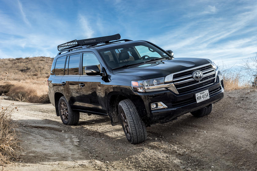 2020 Toyota Land Cruiser: Review, Trims, Specs, Price, New ...