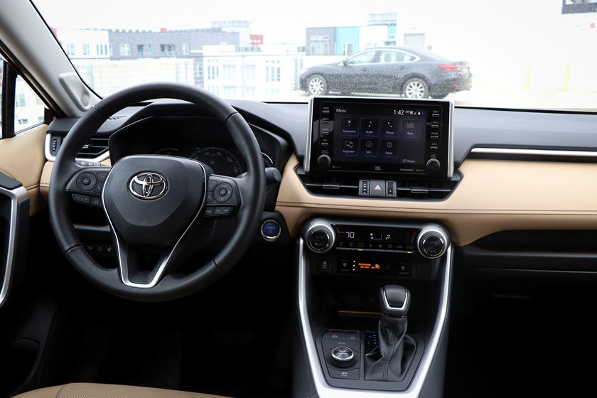2020 Toyota Rav4 Hybrid Review Price Interior Features