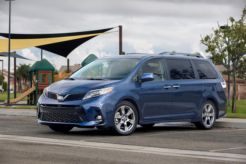 2020 toyota sienna review trims specs price new interior features exterior design and specifications carbuzz 2020 toyota sienna review trims
