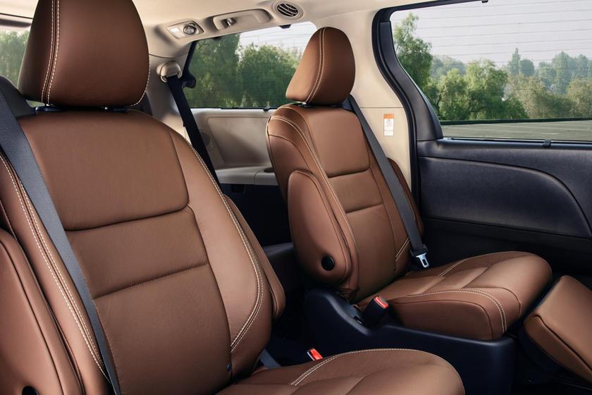 2020 Toyota Sienna Interior Photos Carbuzz