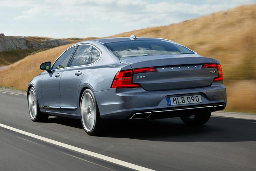2020 Volvo S90: Review, Trims, Specs, Price, New Interior Features ...