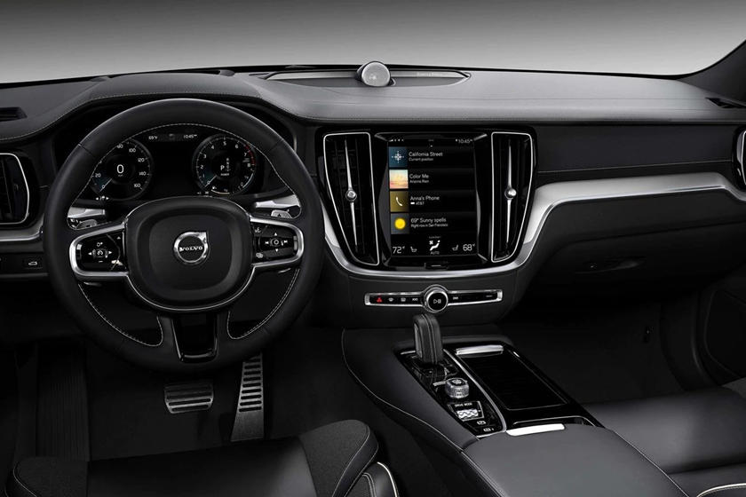 2020 Volvo V60 Hybrid Review Trims Specs Price New Interior Features Exterior Design And Specifications Carbuzz