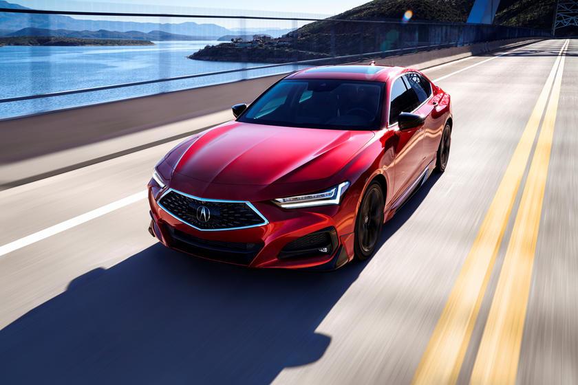 2021 acura tlx review trims specs price new interior