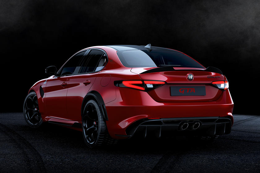 2021 Alfa Romeo Giulia GTA: Review, Trims, Specs, Price ...