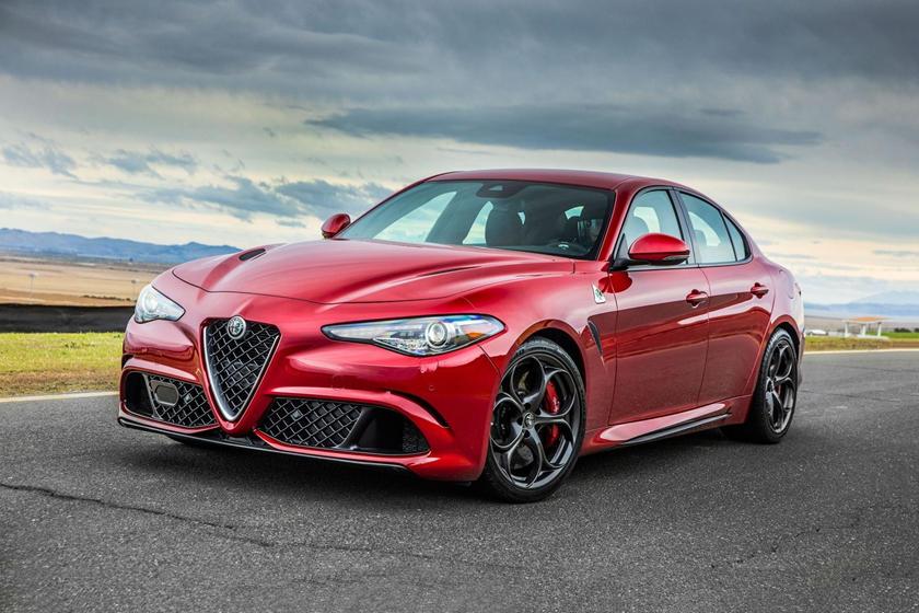 2021 Alfa Romeo Giulia Quadrifoglio Review Trims Specs Price New Interior Features Exterior Design And Specifications Carbuzz
