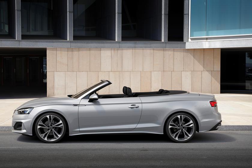 2021 audi a5 convertible exterior photos | carbuzz