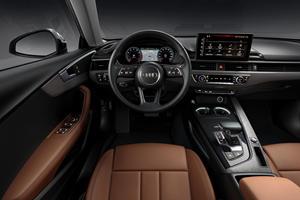 2021 audi a5 sportback interior photos | carbuzz