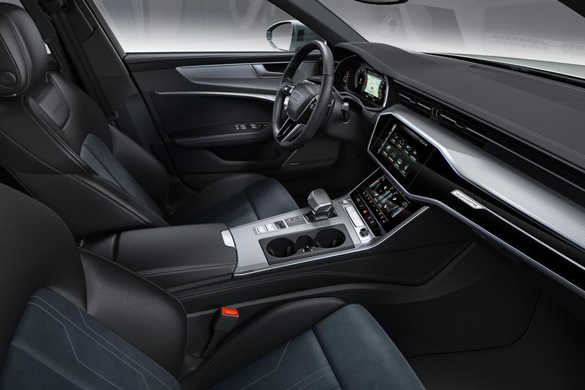 2021 Audi A6 allroad Interior Photos   CarBuzz