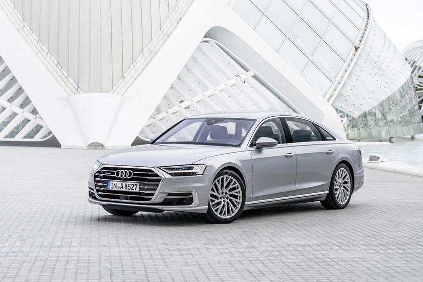 2021 Audi A8 Exterior Photos | CarBuzz