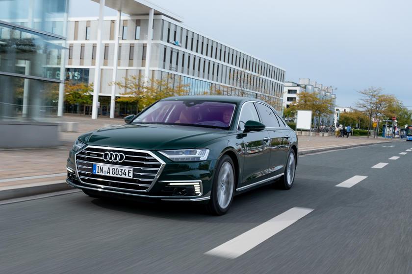 2021 Audi A8 Hybrid Exterior Photos | CarBuzz