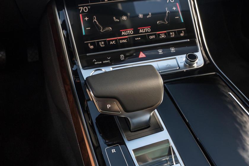 2021 Audi A8 Hybrid Interior Photos | CarBuzz