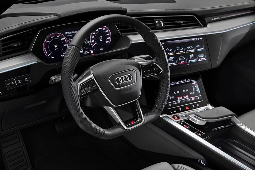 2021 audi e tron s sportback review trims specs price new interior features exterior design and specifications carbuzz 2021 audi e tron s sportback review