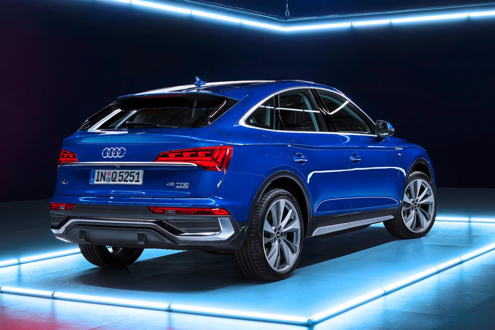 2021 Audi Q5 Sportback: Review, Trims, Specs, Price, New ...