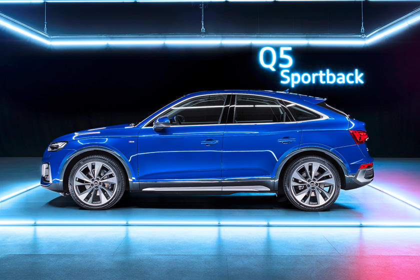 2021 Audi Q5 Sportback Review Trims Specs Price New Interior Features Exterior Design And Specifications Carbuzz