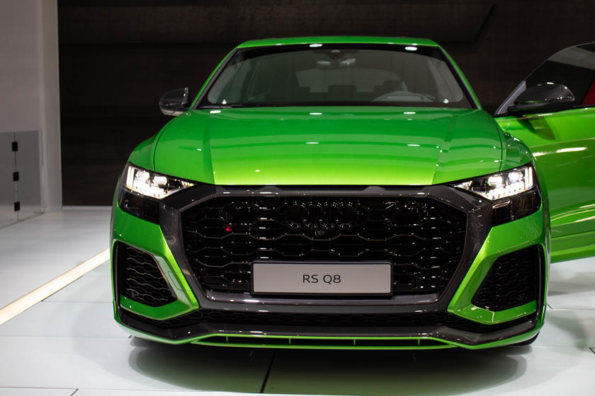 2021 Audi RS Q8 Review, Trims, Specs and Price | CarBuzz