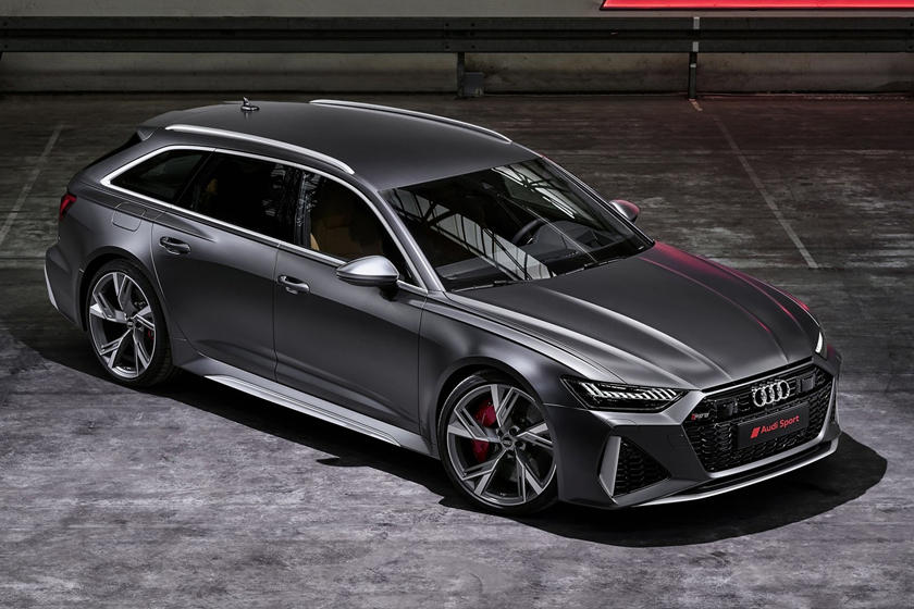 2021 Audi RS6 Avant Exterior Photos   CarBuzz