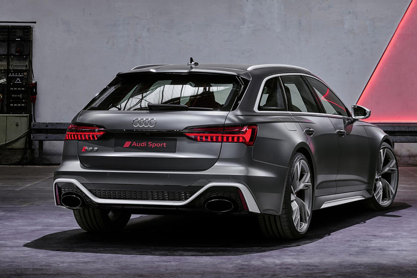 2021 Audi RS6 Avant Review, Trims, Specs and Price | CarBuzz