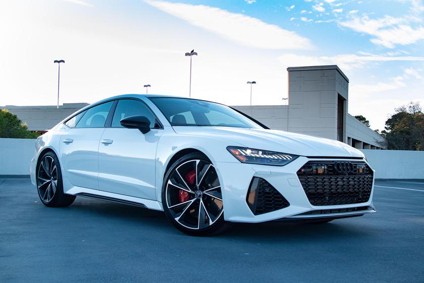 2021 Audi Rs7 Exterior Photos Carbuzz