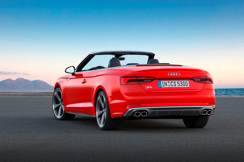 2021 Audi S5 Convertible: Review, Trims, Specs, Price, New ...