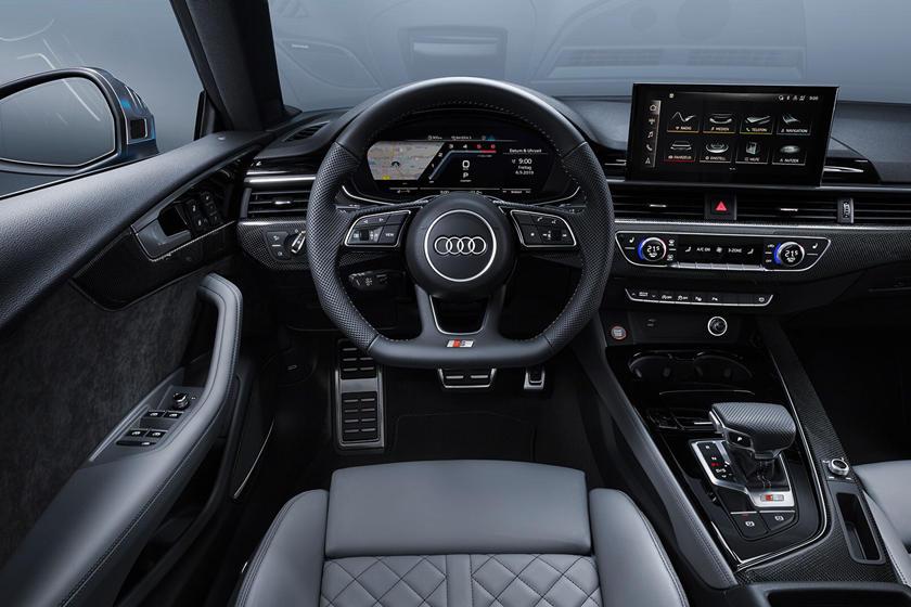2021 audi s5 sportback interior photos | carbuzz