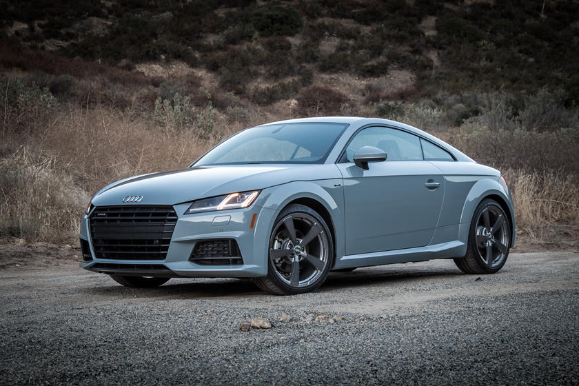 2021 audi tt coupe exterior photos | carbuzz