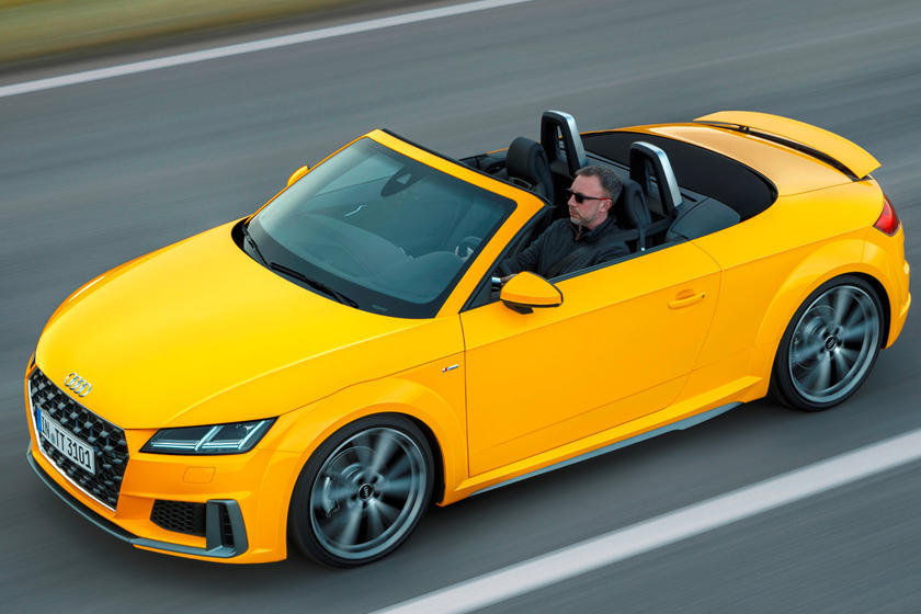 2021 Audi TT Roadster: Review, Trims, Specs, Price, New Interior Features,  Exterior Design, and Specifications | CarBuzz