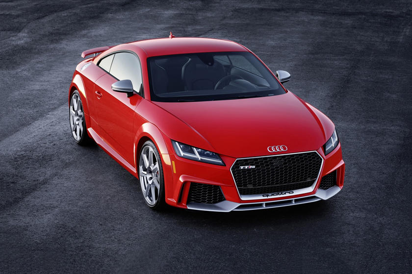 2021 audi tt rs exterior photos | carbuzz