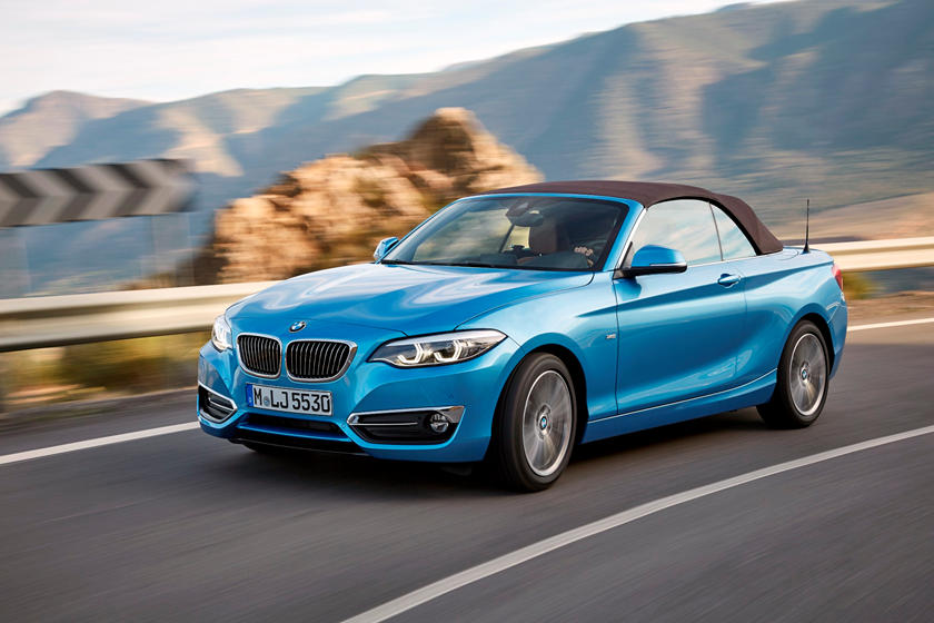 2021 BMW 2 Series Convertible Exterior Photos | CarBuzz