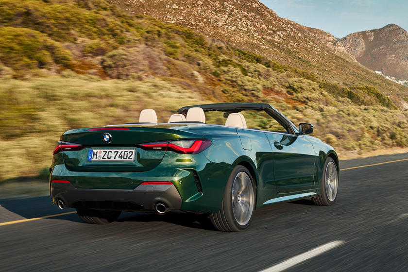 2021 bmw 4 series convertible: review, trims, specs, price
