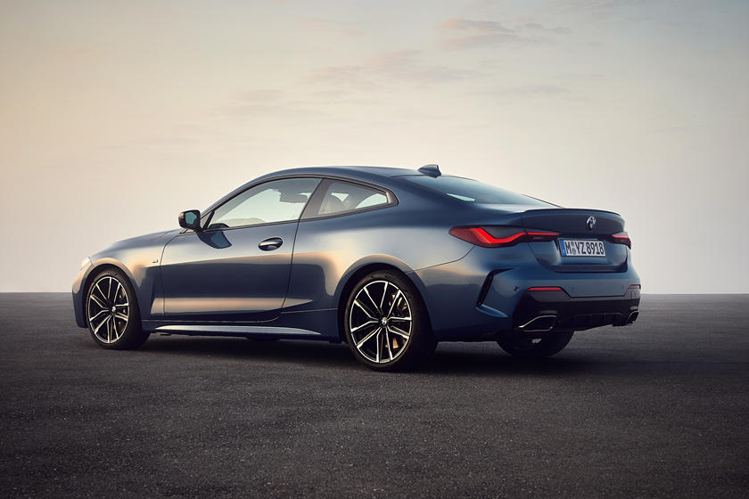 2020 BMW 4-series Coupe Review, Price, Trims, Specs ...