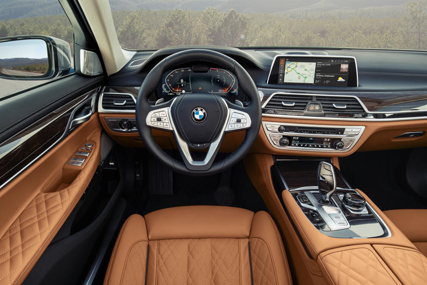2021 Bmw 7 Series Sedan Review New Model Bmw 7 Series Generations Price Trims Specs Ratings In Usa Carbuzz