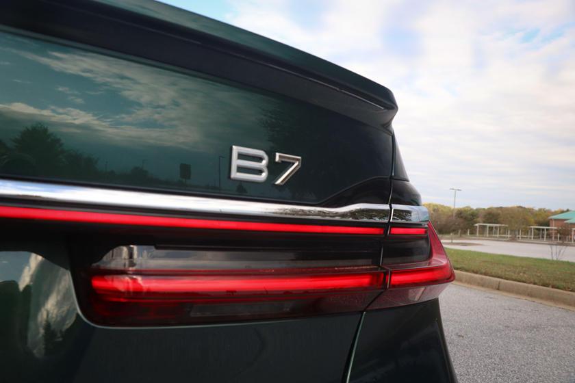 2021 bmw alpina b7 exterior photos  carbuzz