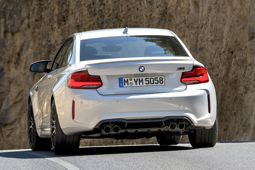 2021 Bmw M2 Coupe Review Price Trims Specs Photos Ratings In Usa Carbuzz