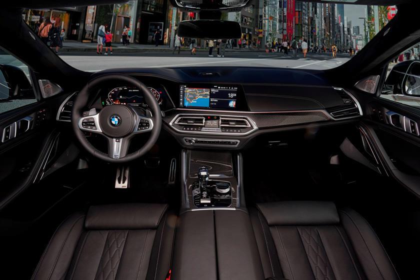 2021 Bmw X6 Interior Photos Carbuzz